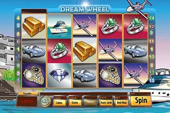 Dream Wheel tragamonedas