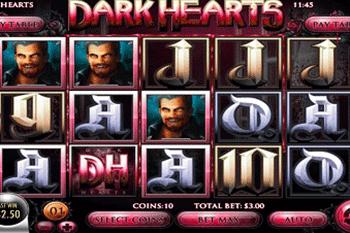 tragaperras Dark Hearts