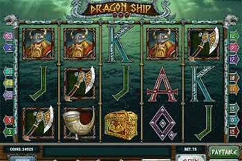 tragaperras Dragon Ship