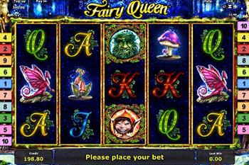 Fairy Queen tragamonedas