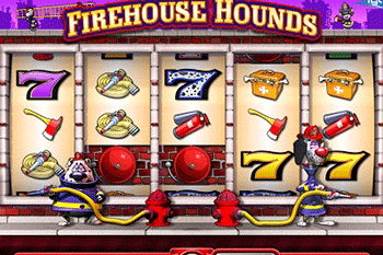 Firehouse Hounds tragamonedas