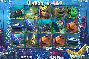 Under the Sea tragamonedas