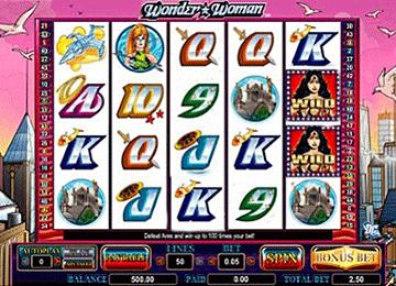 Slot Wonder Woman