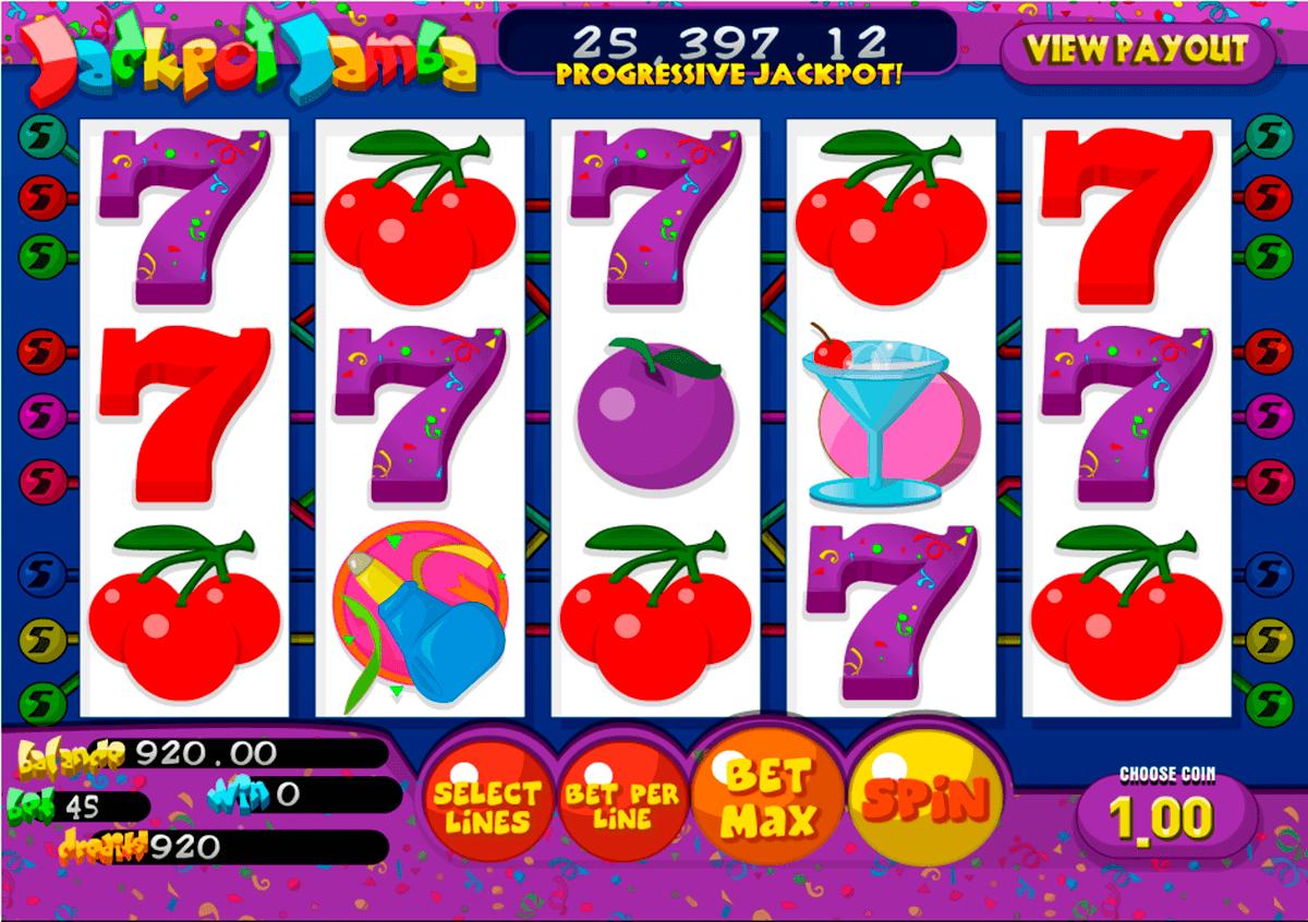 Slot Jackpot Jamba