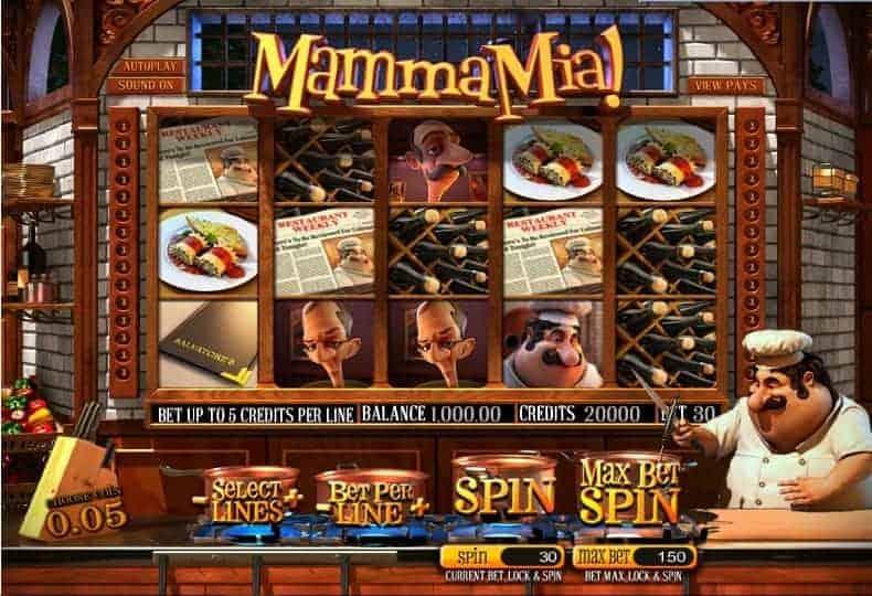 Slot Mamma Mia