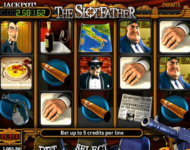Slot The Slotfather