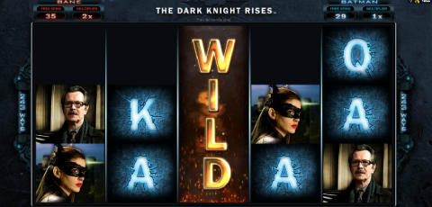 Slot The Dark Knight Rises