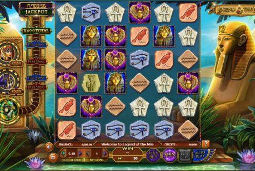 Slot Legend of the Nile