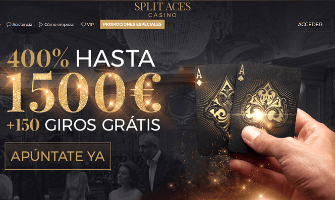 splitaces casino
