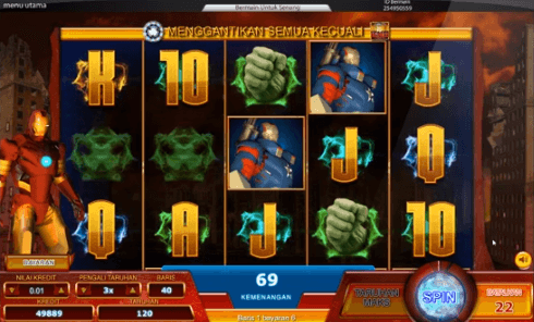 Slot Action Heroes