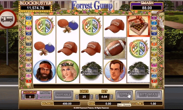 Slot Forrest Gump