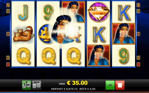 Slot Gold of Persia