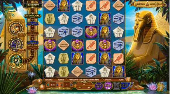 Slot Legend of the Nile