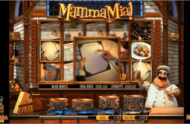 Tragaperras Mamma Mia