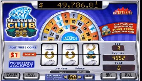 Slot Millionaires Club