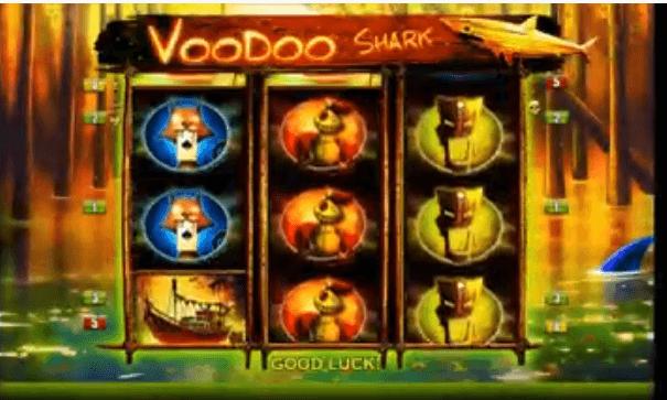 Tragaperras Voodoo Shark
