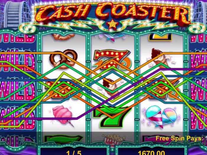 cash coaster iframe