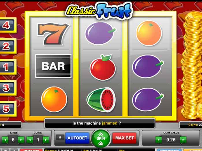 classic fruit iframe