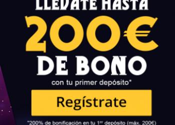 Bono de bienvenida de YoCasino