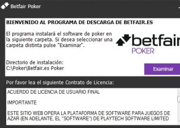 App móvil Betfair