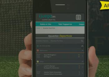 App móvil iJuego