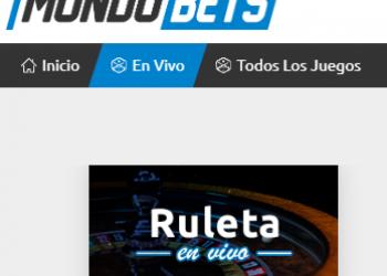 Casino en vivo Mondobets