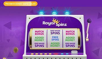 royal spinz codigo promocional