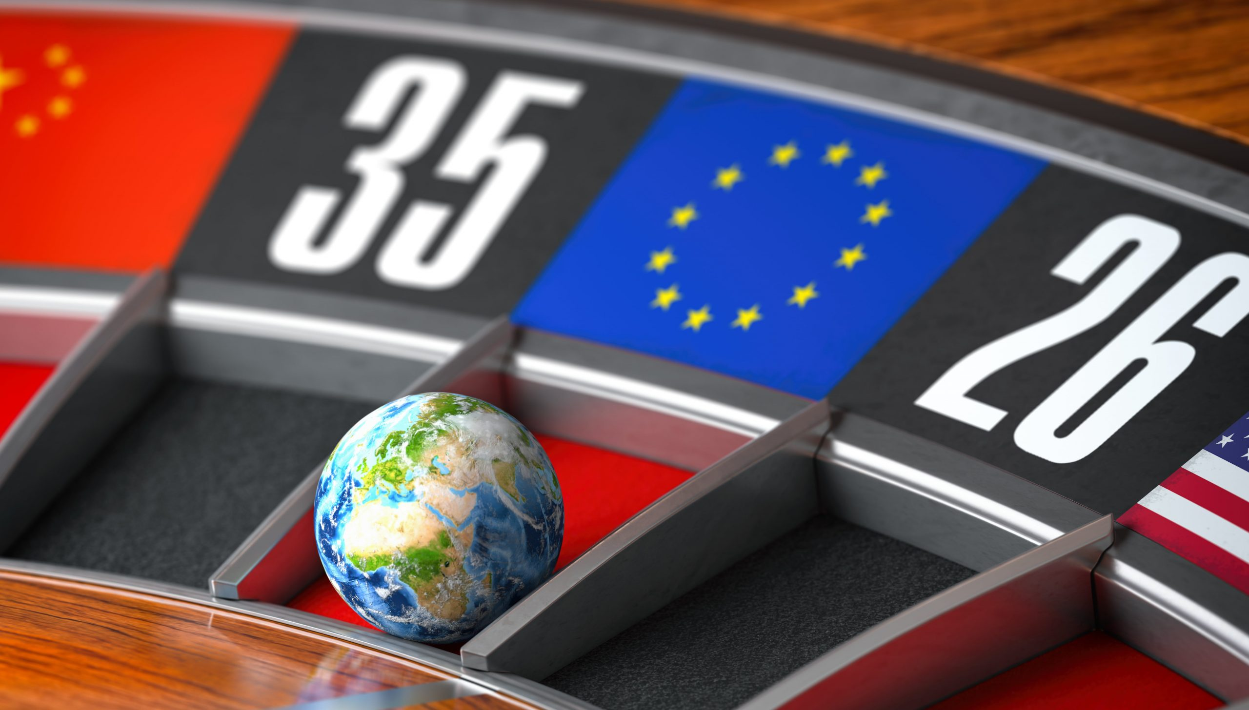 ruleta online versión europea