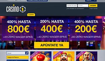 Casino1 españa