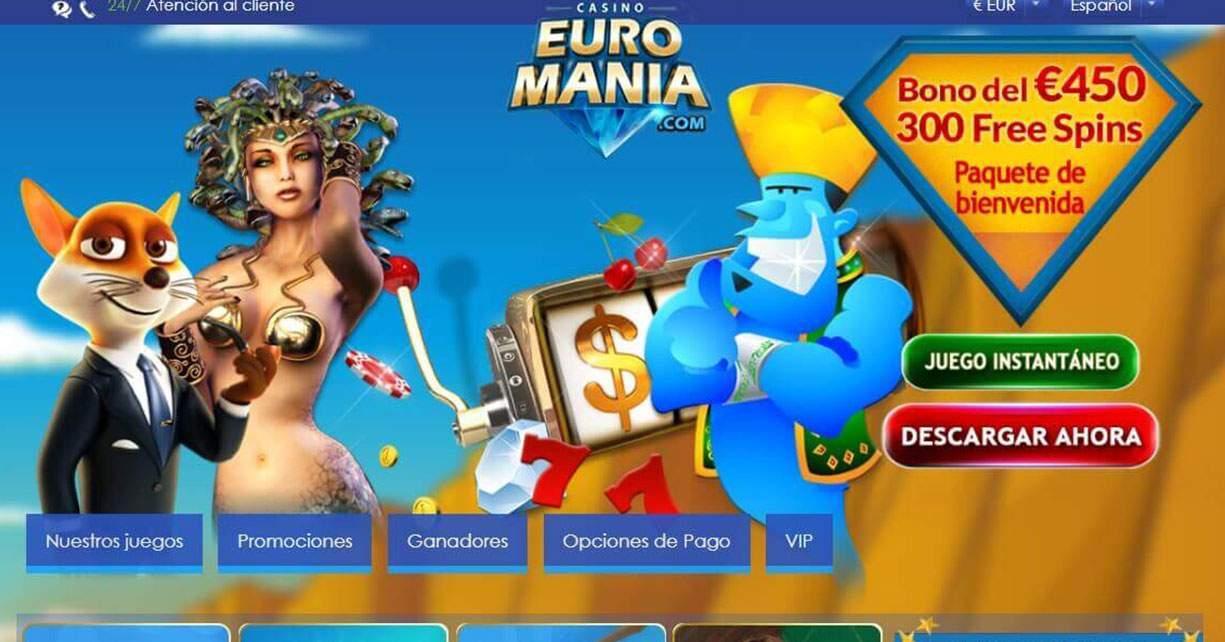 euromania casino analisis opiniones