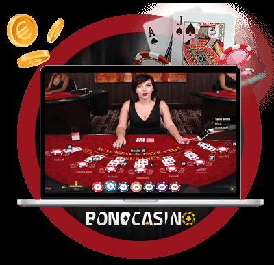 mejores casinos para jugar al blackjack online