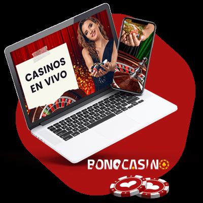 bonos y promociones casinos en directo