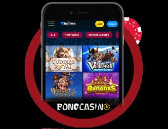 Casinos con aplicaciones para móvil