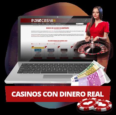 casinos con apuestas de dinero real