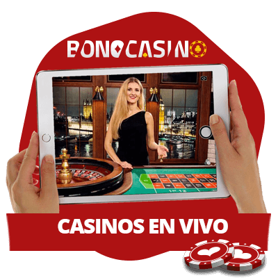 Casinos en vivo disponibles en españa