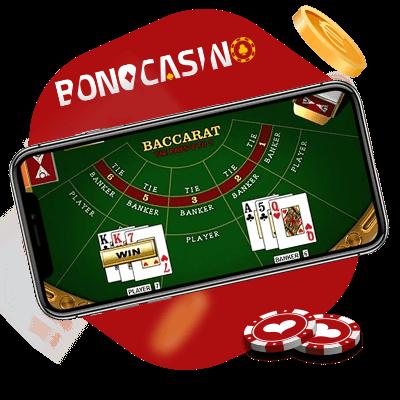 Jugar al baccarat en casinos online