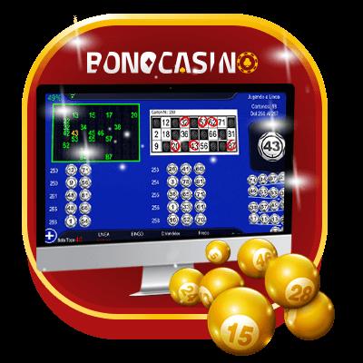 jugar al bingo electrónico en casinos online