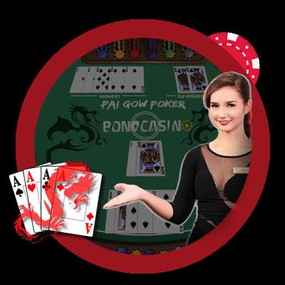 jugar al paigow en casinos online