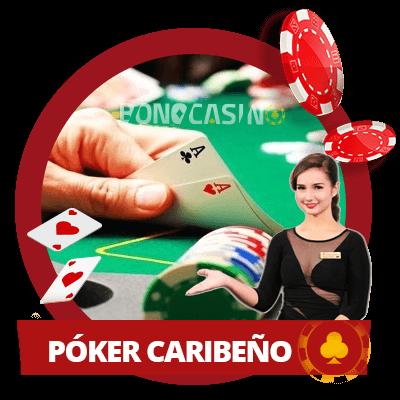 jugar al poker caribeño online
