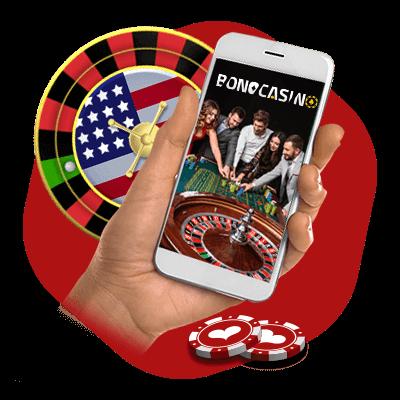 jugar a la ruleta americana en casinos online