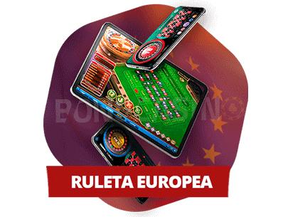 jugar a la ruleta europea online gratis