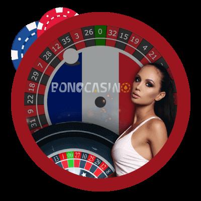 jugar a la ruleta francesa en casinos online