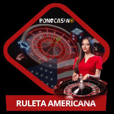 ruleta americana online gratis