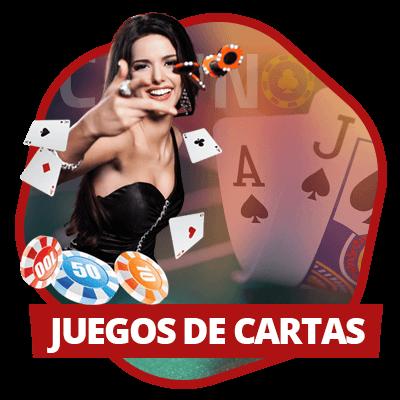 juegos de cartas en casinos online